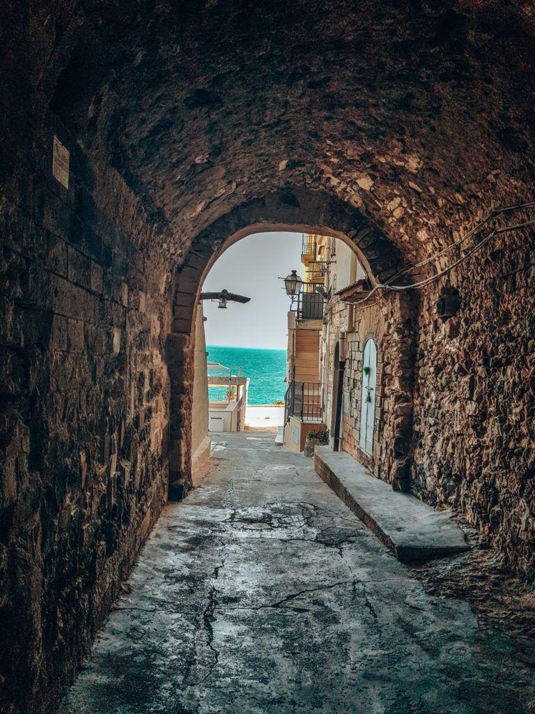die schönsten Orte in Apulien am Meer Vieste
