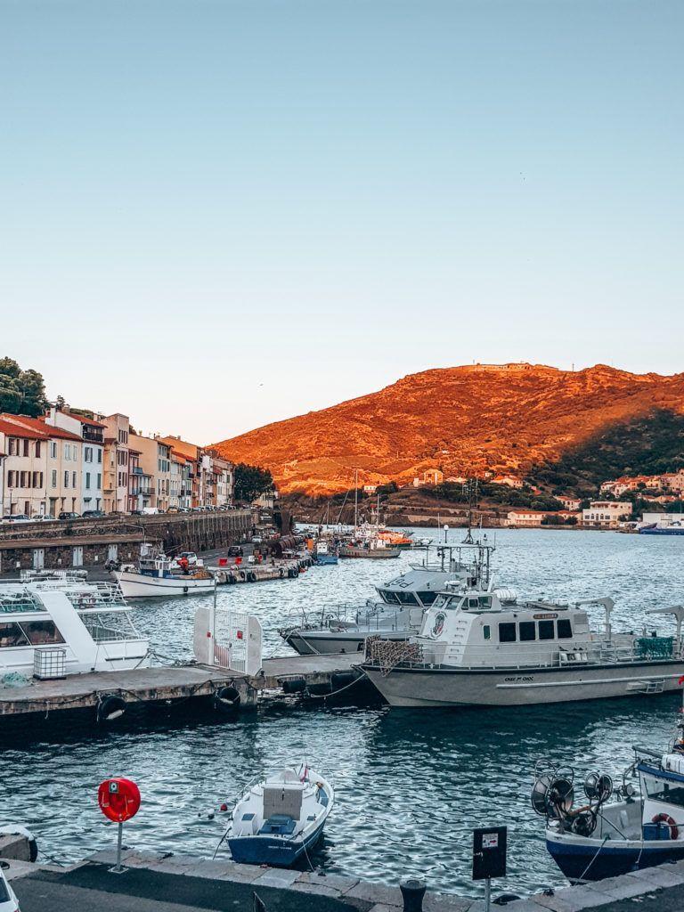 Collioure - der schönste Ort in Frankreich für Alleinreisende